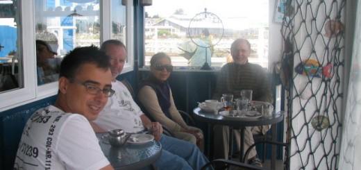 Victoria Leaf Club Coffee Meeting June 15 2013