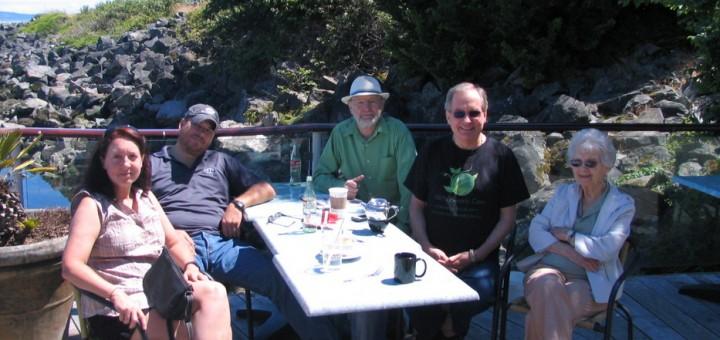 Victoria Leaf Club Coffee Meeting June 22 2013