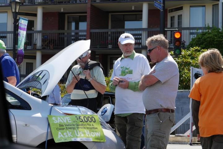 Oak Bay Car Show 2013