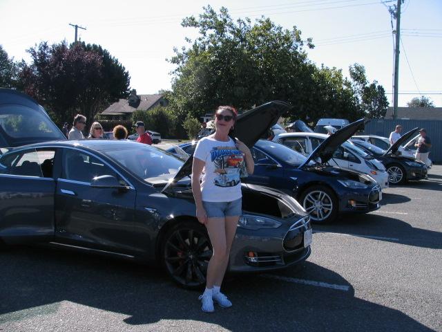Oak Bay Car Show