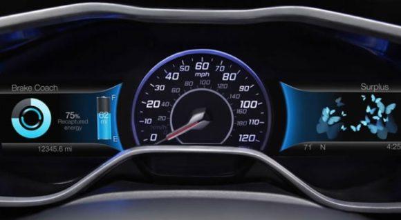 Ford Focus Electric Brake Coach