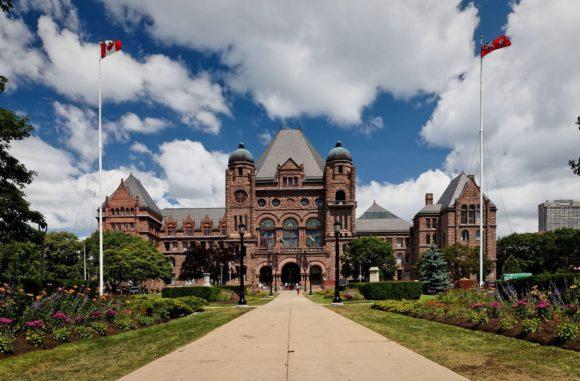 Ontario Legislature, Image by Benson Kua