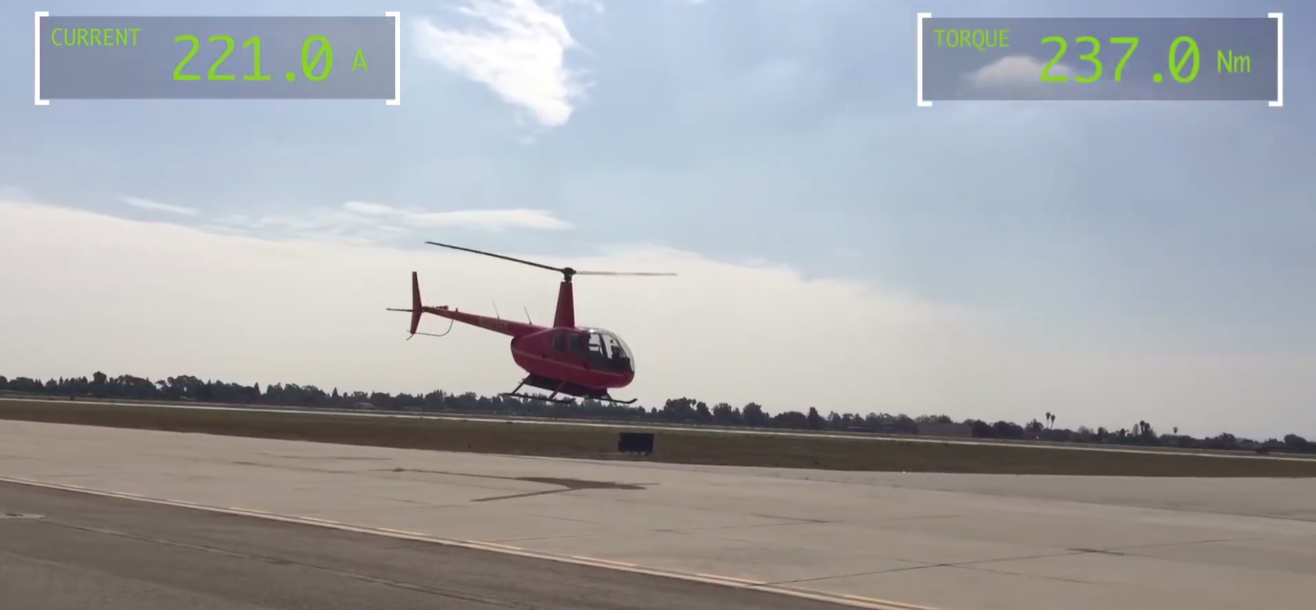 brammo electric helicopter