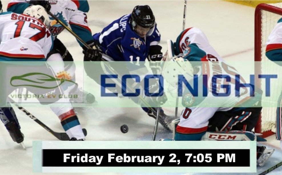 Victoria Royals Eco-Night
