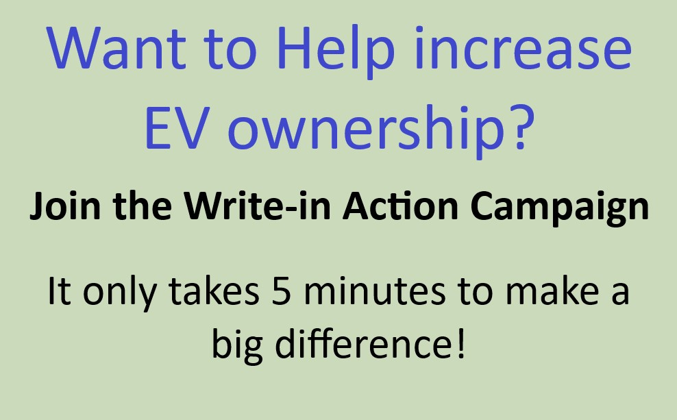 VEVC Write-in Campaign